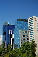 Financial center in importent area de Santiago city