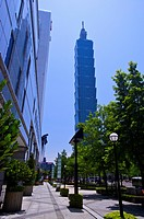 Taiwan, Taipei, Taipei 101 (thumbnail)