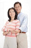 Couple, Couple bonding together and looking at the camera with smile