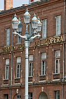 HOTEL DE L'OPERA, PLACE DU CAPITOLE, TOULOUSE, HAUTE_GARONNE 31, FRANCE