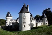 CHATEAU OF GUE_PEAN, MONTHOU_SUR_CHER, LOIR_ET_CHER 41, FRANCE