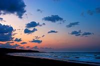 Italy, Puglia, Gargano coast adriatic