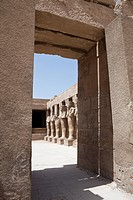 Impressions of Karnak Temple, Luxor, Egypt
