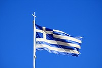Cyprus, greek flag