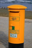Cyprus, mailbox