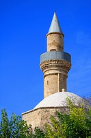 Cyprus, Paphos, Buyuk Cami mosque