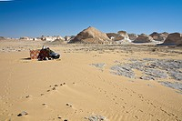 Jeep Tour in White Desert National Park, Libyan Desert, Egypt