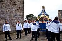 La Folia procession, San Vicente de la Barquera, Cantabria, Spain