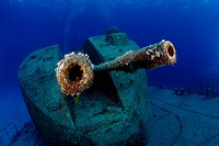 Doc Poulson Wreck, Grand Cayman Caribbean Sea, Cayman Islands