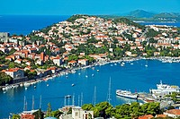 Dubrovnik. Dalmatian coast. Croatia.