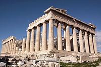 Panthenon, Acropolis, Athens, Greece