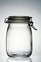 An empty Jar