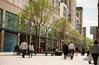St Davids 2 shopping mall, Cardiff city centre, , Wales UK