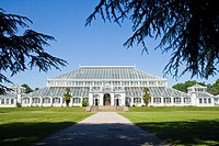 Temperate House, Kew Gardens, London, England