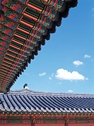 Korean traditional architecture, tile_roofed house