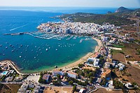 Sant Antoni de Portmany  Ibiza  Balearic Islands  Spain