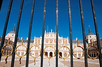 Royal Palace. Aranjuez, Madrid province, Spain