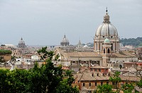 Roofs and Domes in Rome