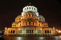 Alexander Newski Cathedral, Sofia, Bulgaria, Europe