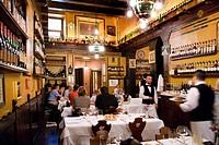 Wine bar, Verona, Italy