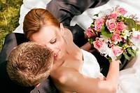 Hochzeit _ Zärtlichkeit
