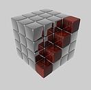Würfel _ isoliert _ 3D