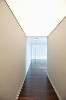 Empty corridor of an office
