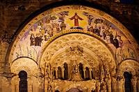 Templo Expiatorio del Tibidabo, Barcelona, Spain.