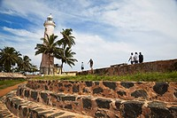 Lighthouse in Galle Fort, Galle, Sri Lanka