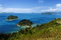 Queensland _ Whitsunday Islands _ South Molle