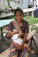 people, mother, thailand, person, baby