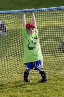 goalie, net, hanging, age, soccer