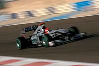 Race, Michael Schumacher, Mercedes GP MGP W01, 14/03/10, Grand Prix, Bahrain, Persian Gulf