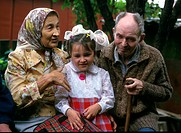 child, people, couple, girl, house, family