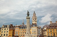 Grand Place, Lille, Northern France