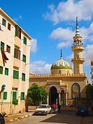 Mahmoud El Tonsy Mosque. Cairo, Egypt