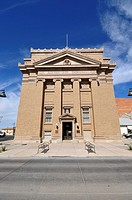 Scottish Rite Cathedral Masonic Temple Downtown Tucson Arizona
