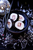 Cheese sushi