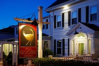 Wild Goose Tavern, Chatham, Cape Cod, Massachusetts