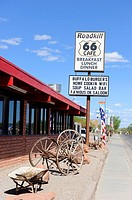 Roadkill Cafe Seligman Arizona Route 66