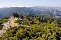 Pico Mogrobita, Serrania de Cuenca Natural Park, Tragacete, Cuenca province, Castilla-La Mancha, Spain