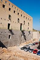 Roman theatre, Sagunto, Valencia province, Comunidad Valenciana, Spain