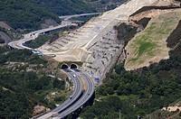 Autovía del Noroeste (Northwest Motorway) A-6. Northern Spain