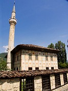 europe, macedonia, tetovo, sarena djamija mosque