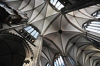 Ceiling from Cologne Cathedral