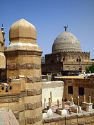 Mausoleum of Mohamed Ali Family. City of Deads. Cairo, Egypt