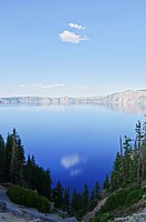 Oregon, United States Of America, Crater Lake