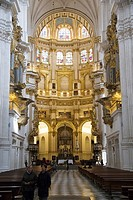 Cathedral of Granada, Spain