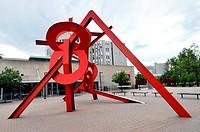 Lao Tzu Sculpture Civic Center Cultural Complex Denver Colorado