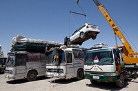 transport in Afghanistan